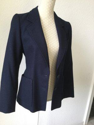 Vintage Blazer mit reiner Schurwolle