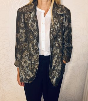Boyfriend Blazer silver-colored-taupe