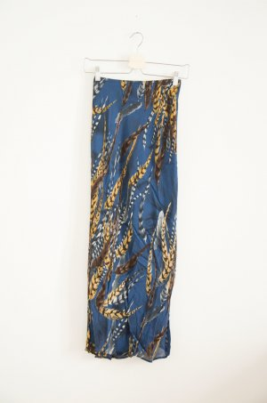 Maxi Skirt multicolored polyester
