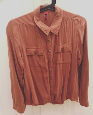 Vintage Bluse Größe S/M