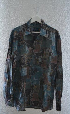 Vintage Bluse Hemd 80er 80s 90er 90s