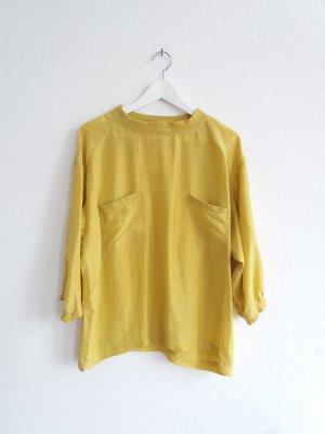 Vintage Bluse - oversized -