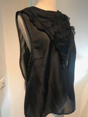 vintage Bluse umgenäht UNIKAT
