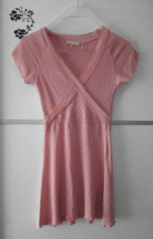 Vintage Blusen Kleid Gr. 34