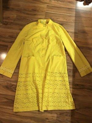 Vintage Blusenkleid mit Spitze