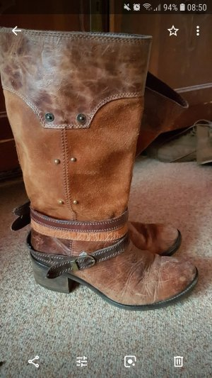 Vintage Boho Stiefel