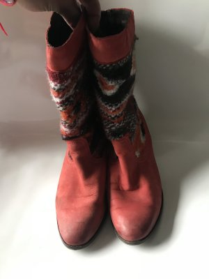 Vintage Booties aus Holland