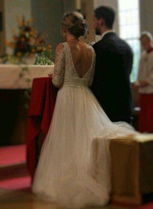 Vintage Brautkleid/ Boho Hochzeit