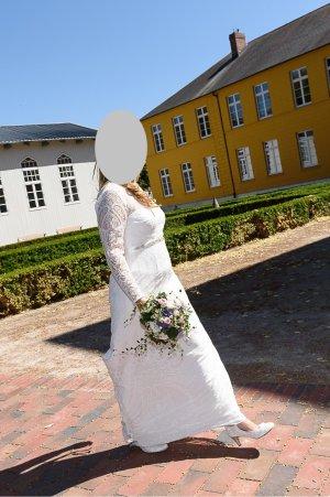 """Vintage Brautkleid von Lindegger / Küss die Braut """"Valentina"""""""
