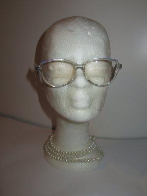 Vintage Bril zilver