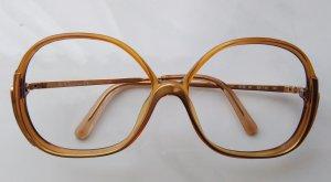 Vintage Brillenfassung bicolor 1970er