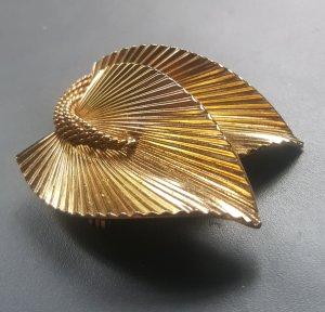 Broche goud Metaal