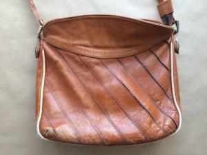 Vintage Brown Bag Over Shoulder