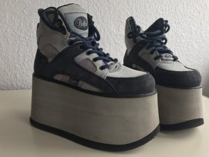 Buffalo Wedge Sneaker multicolored