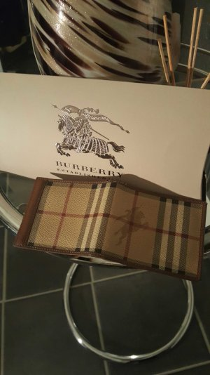 Vintage Burberry Geldbörse