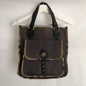 Burberry Borsa pc multicolore