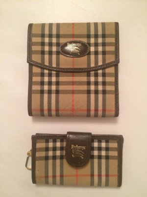 Burberry Portefeuille multicolore