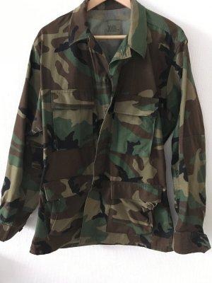 Vintage Camouflage-Jacke