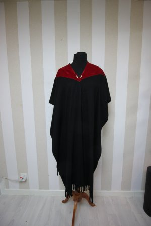 Vintage Cape Poncho Wolle