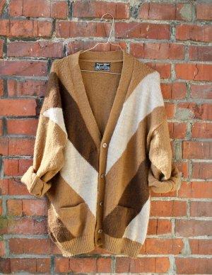 Vintage Cardigan / Hipster / Oversized / Wollcardigan