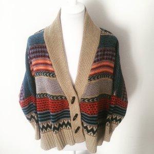 Vintage Cardigan/Strickjacke Boho Gr. S-M