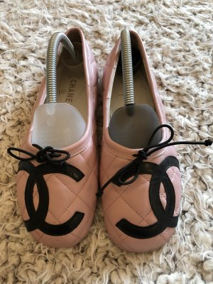 Vintage Chanel Chambon Ballerinas