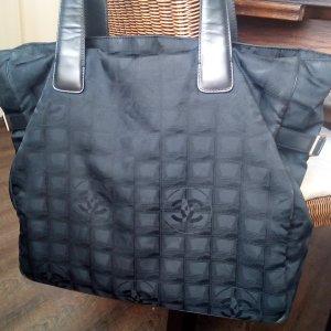 Chanel Comprador negro Fibra sintética