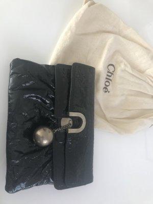 Vintage Chloé Clutch aus Lackleder