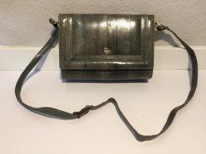 Vintage Christian Dior Handtasche Schlangenleder