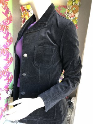 Sweat Blazer black