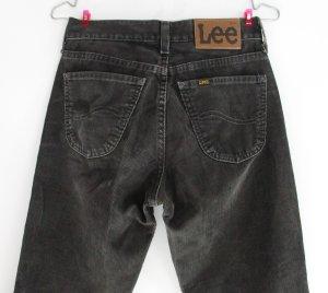 Lee Pantalón de pana multicolor tejido mezclado