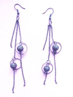 Vintage Cosmic Earrings