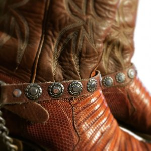 Vintage Cowboyboots