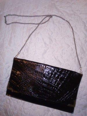 Vintage Clutch zwart