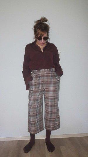 Vintage Culotte in Pastell Tönen 38/40