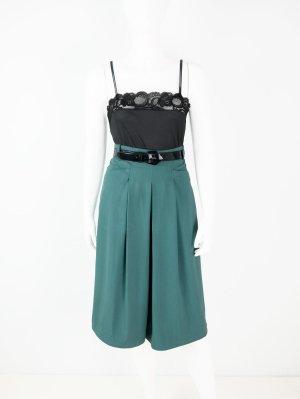 Vintage Culotte mit seitlichen Taschen