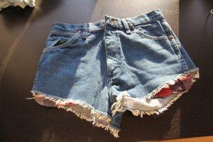 Vintage Cutoff Demin Shorts von Wrangler