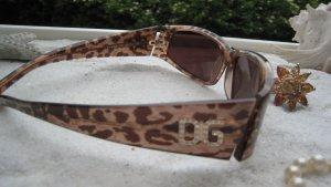 Vintage D & G Elegante leichte feine Sonnenbrille Top Tolle Tönung