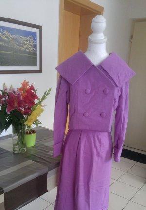 Vintage Tailleur multicolore