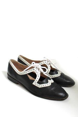Vintage Designer Joop Handmade in Italy Leather Loafers