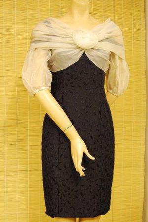 Vintage-Designerkleid von Hanae Mori, Gr. 36