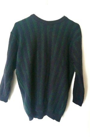 beclaimed vintage Knitted Sweater black-dark green