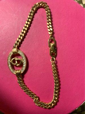Christian Dior Bracelet en or doré