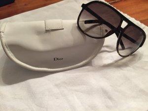 Vintage Dior Sonnenbrille Braun