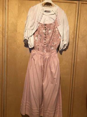 Alphorn Blouse Dress multicolored