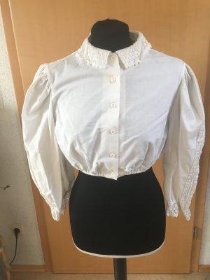 Vintage Dirndl Bluse 42/44