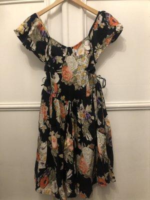 American Vintage Midi-jurk donkerblauw