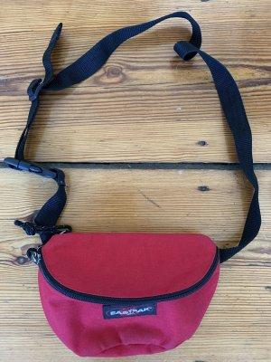 Eastpak Marsupio rosso scuro Nylon