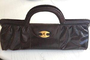 Frame Bag black brown