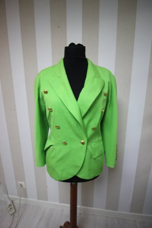 VINTAGE ESCADA BY MARGARETHA LAY BLAZER JACKE